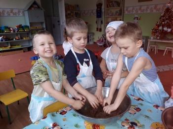 według przepisu babci i dziadka (projekt Piękna nasza Polska cała)-pieczenie ciasta