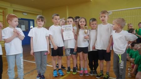 Mistrzostwa Starszaków o Puchar Dyrektora Szkoły Podstawowej Nr 39