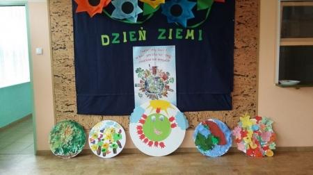 Dzień Ziemi w naszym przedszkolu