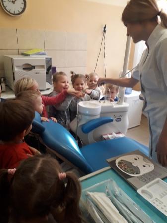 Wizyta u stomatologa gr II Pszczółek - 03.12.208