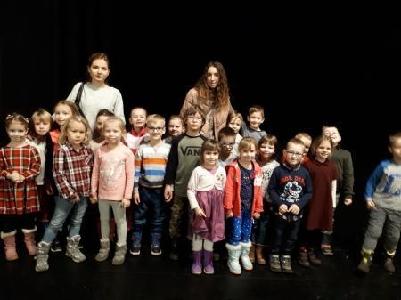 Spacer po Teatrze Miejskim - 14.01.2019