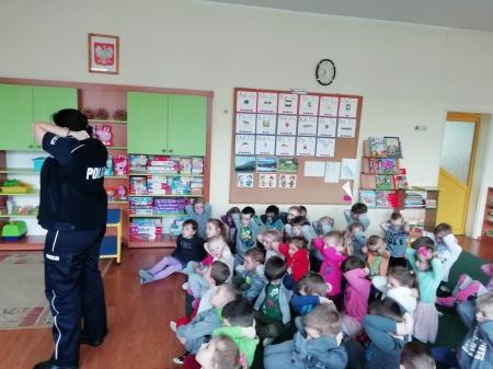 Bezpieczny Przedszkolak - 05.03.2019
