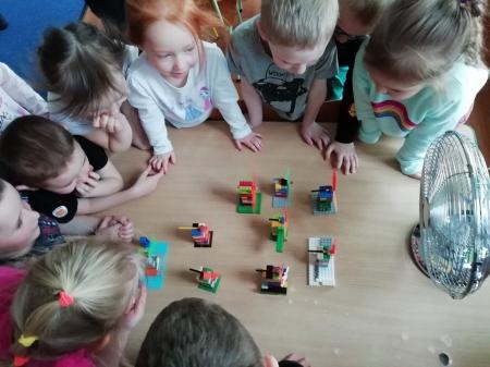 """WARSZTATY TEMATYCZNE Z KLOCAMI LEGO """"EDUKIDO"""" - 08.04.2019"""